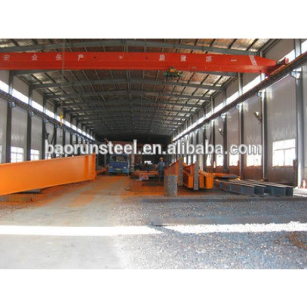 2015 made in BaoRun prefabricated high rise steel structure building #1 image