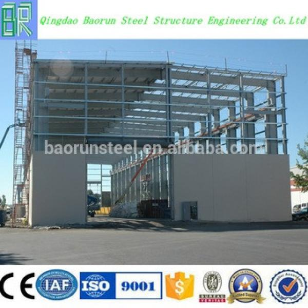 Prefabricated Steel Structure Building Multi-storey #1 image