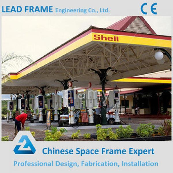 China supplier customized Lightweight Steel Structure Gas Filling Station #1 image
