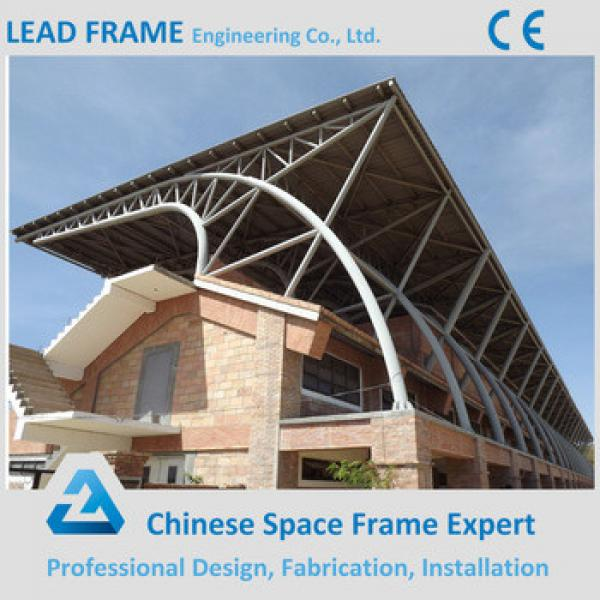 China Supplier Steel Frame Structure Stadium Grandstand #1 image