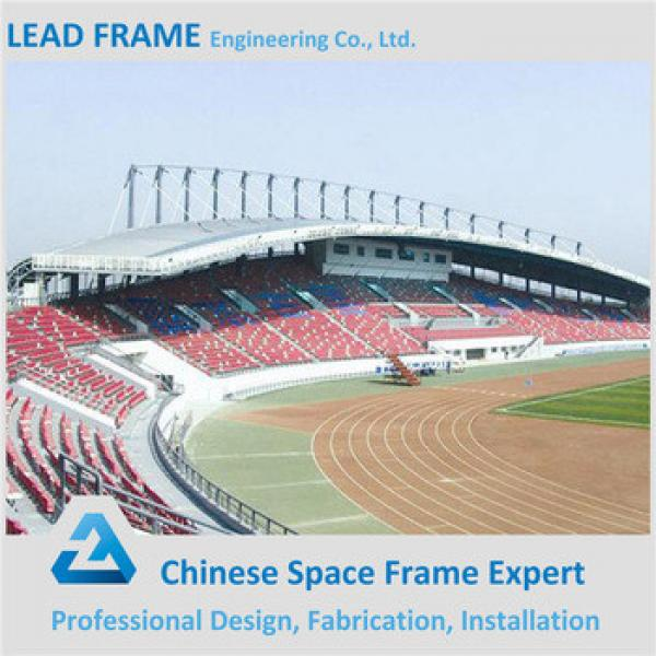 Prefabricated High Quality Metal Steel Structure Stadium With Competitive Price #1 image