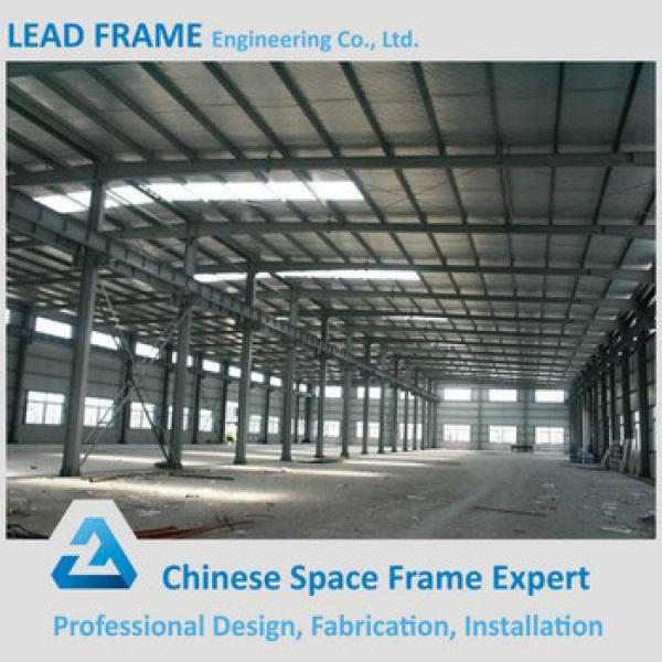 Free Design Space Frame Steel Structure Warehouse For Wood #1 image