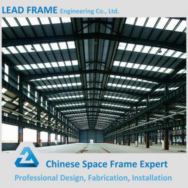 Low Price Arch Steel workshop Space Frame building #1 image