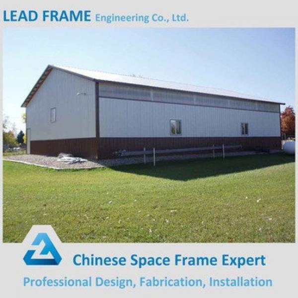 Prefabricated Steel Structure Factory Building Design for Plant #1 image