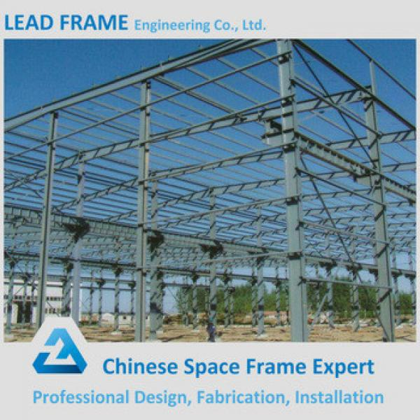 Cheap Q235 Q345 Steel Material Metal Structure For Industrial Shed #1 image
