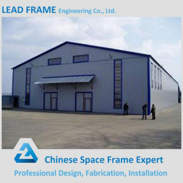 Pre-engineering Steel Space Frame Structural Industrial Shed Construction #1 image