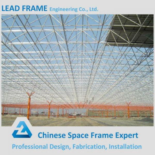 Steel Space Frame Construction Details For Building Roofs #1 image