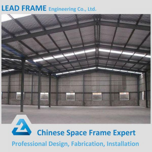 Light Frame Industrial Prefabricated Steel Structure Workshop #1 image