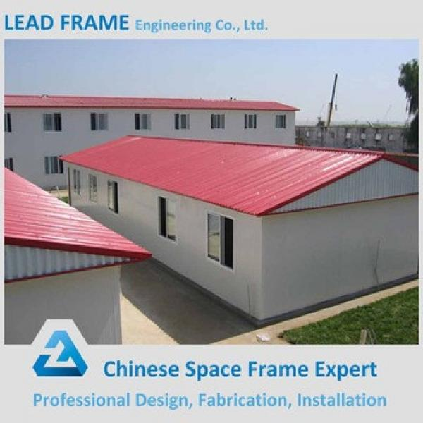 Lead Frame New Design Two Story Steel Structure Warehouse #1 image