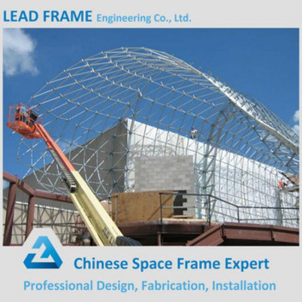 High Quality Steel Space Framing Economic Roof Covering #1 image