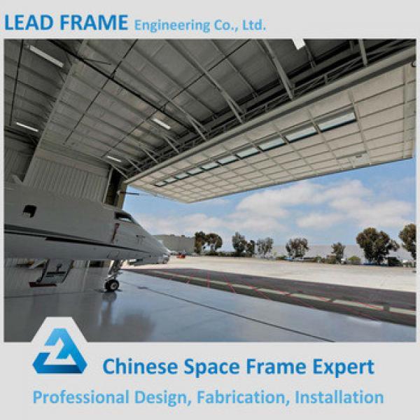 Easy installation aircraft hangar for plane maintenance #1 image