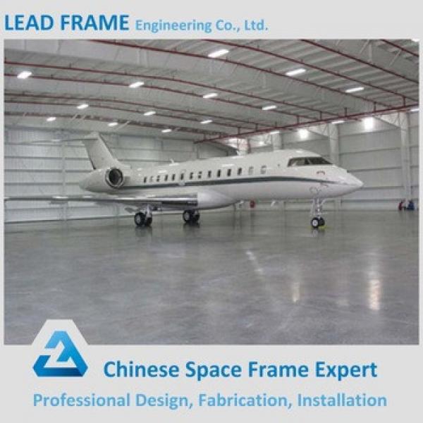 Prefabricated Steel Building Portable Aircraft Hangar #1 image