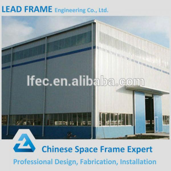 Light Gauge Steel Structure Low Cost Prefab Warehouse #1 image