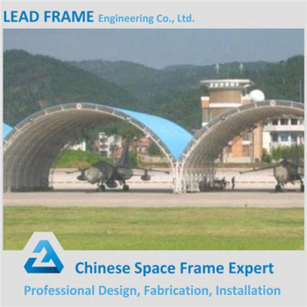 Large Pre Engineered Steel Structure Airplane Hangar For Sale #1 image
