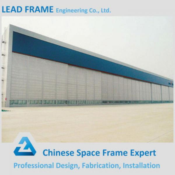 High quality space frame airplane hangar for sale #1 image