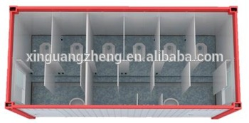 construction container kitchen/toilet/bathroom china