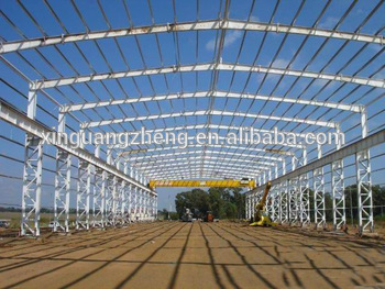 steel structure/frame building warehouse/workshop/hospital construction china