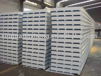 75mm EPS sandwich panel china