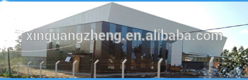 light steel structure building warehouse made in China china