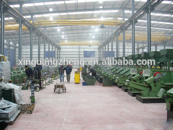 Q235 Q345B Grade and Prefabricated warehouse buildings Application prefabricated warehouse buildings china