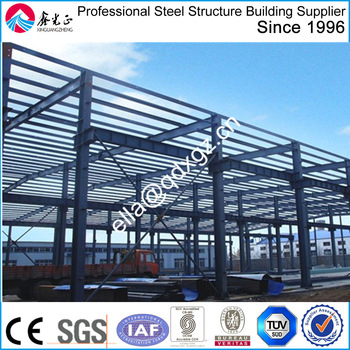 2017 light steel structure frame china
