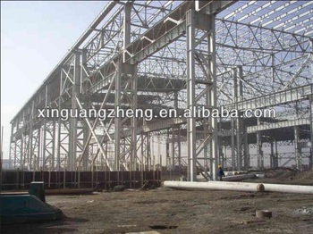 2017 Professional Production Heavy Steel Structure china